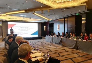 """联盟出席""""中国'一带一路'倡议与澳大利亚农业产业合作机遇""""圆桌会"""